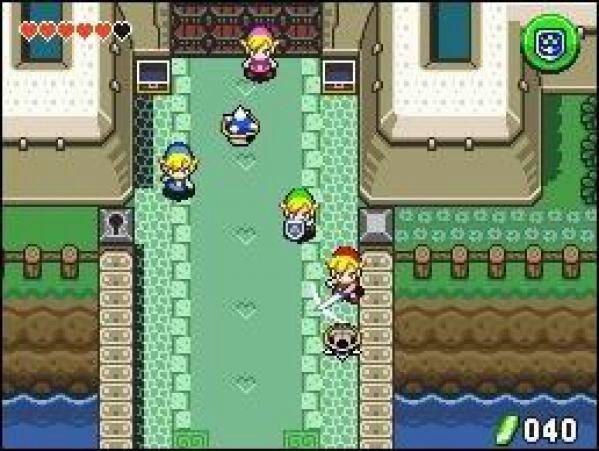 Historia De Link Zelda Juegosrd Net