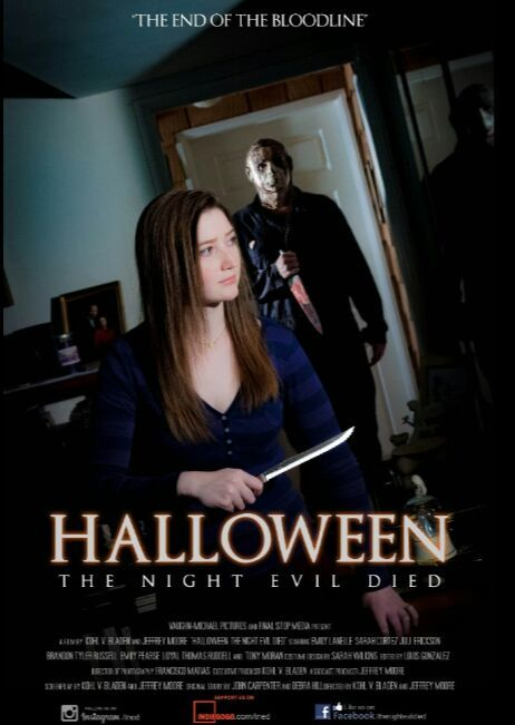 Halloween.. The Night Evil Died (2017) | Horror Amino