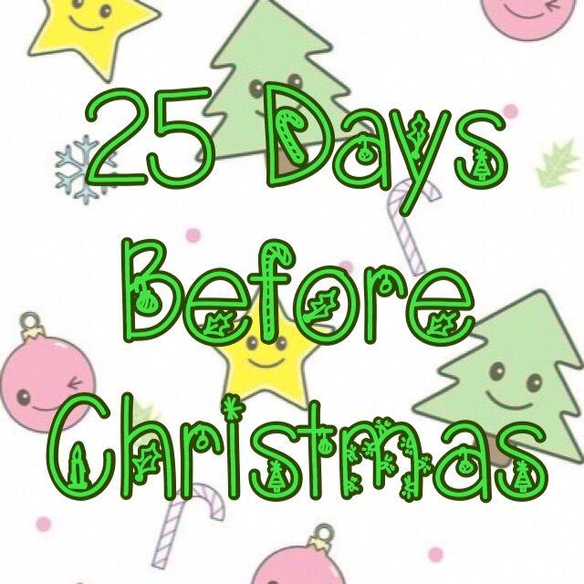 25 days before christmas kawaii amino amino