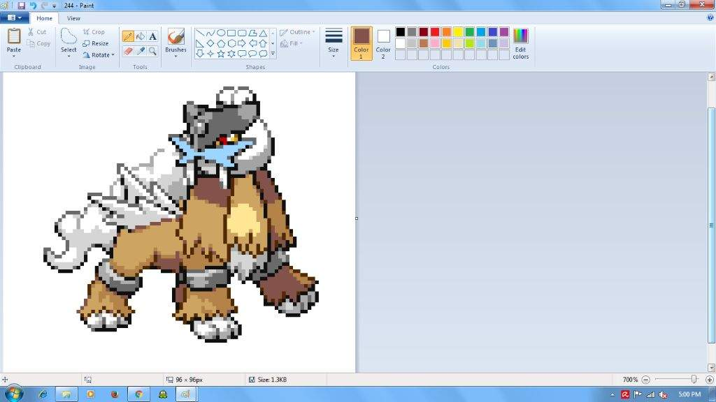 My Proud Collection Of Pixel Art Ish Pokémon Amino
