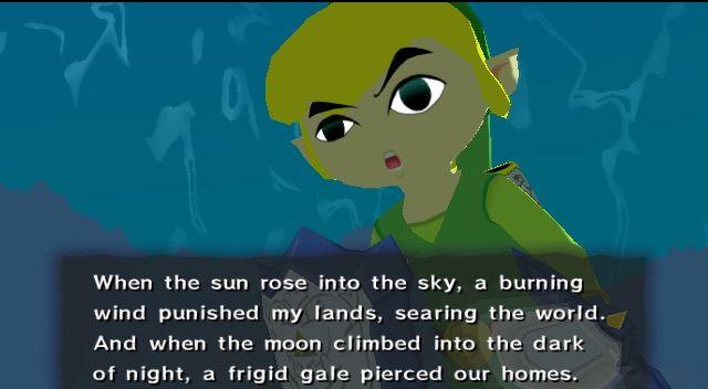 Understanding Ganondorf S Wind Waker Speech Zelda Amino