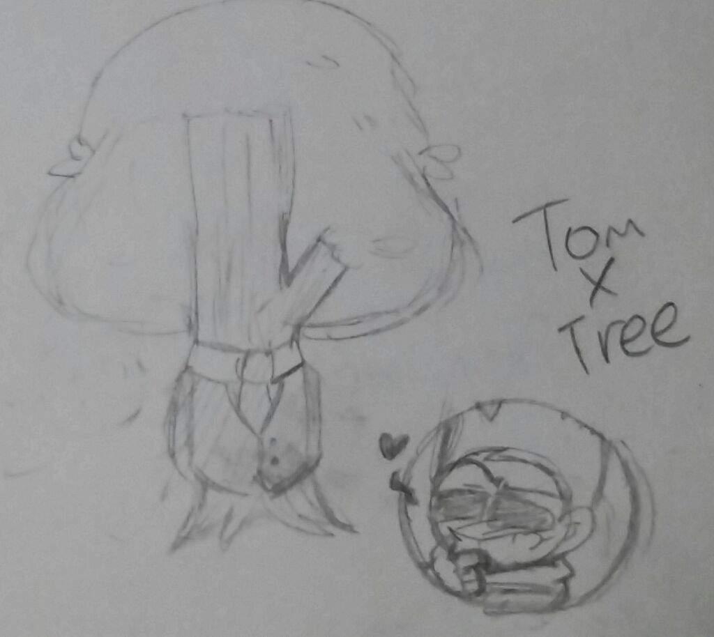 Tom x Tree | 🌎Eddsworld🌎 Amino