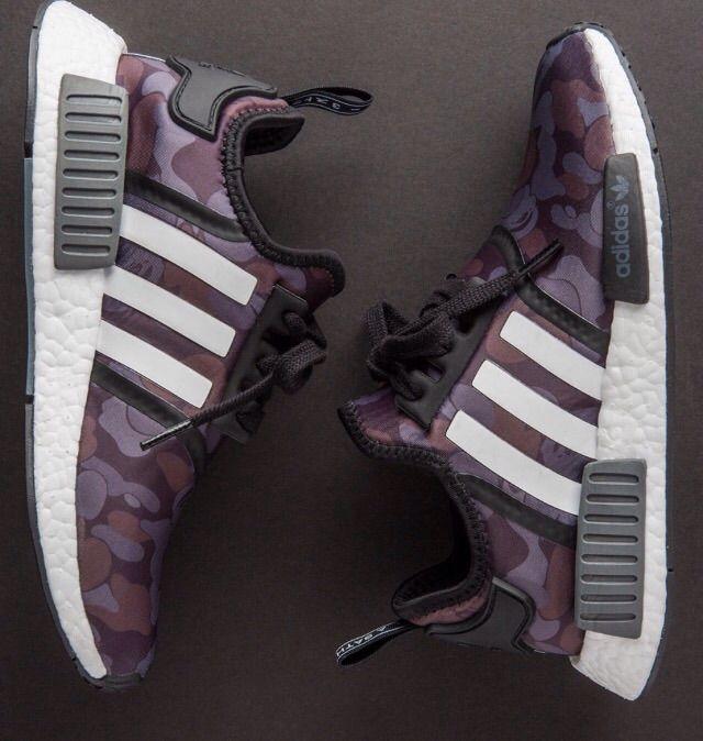 pretty nice e29c0 be6b6 BAPE NMDs | Sneakerheads Amino