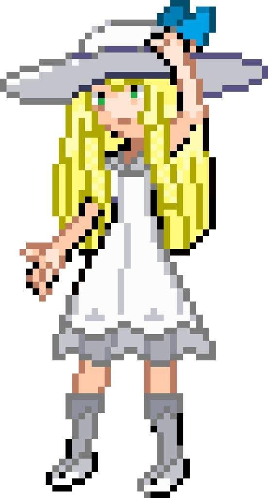 Lillie Sprite | Pokémon Amino