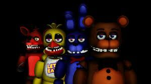 A Linha do tempo FNaF dos Unwithereds | Five Nights at