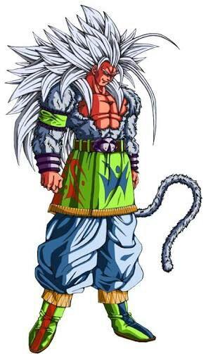O Goku Super Sayajin 5 Existe Dragon Ball Oficial Amino