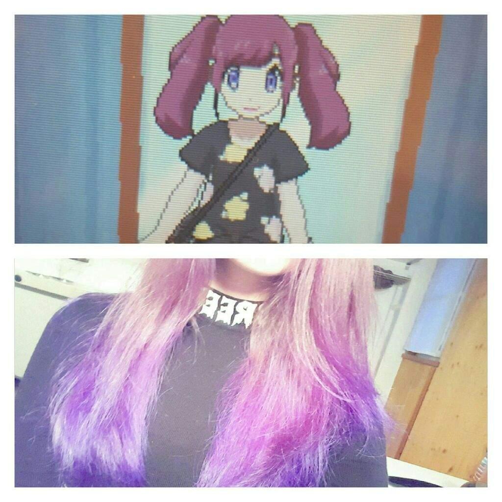 I Have The Same Hair Color Snnsjssnxhxjxj Pokverse Amino