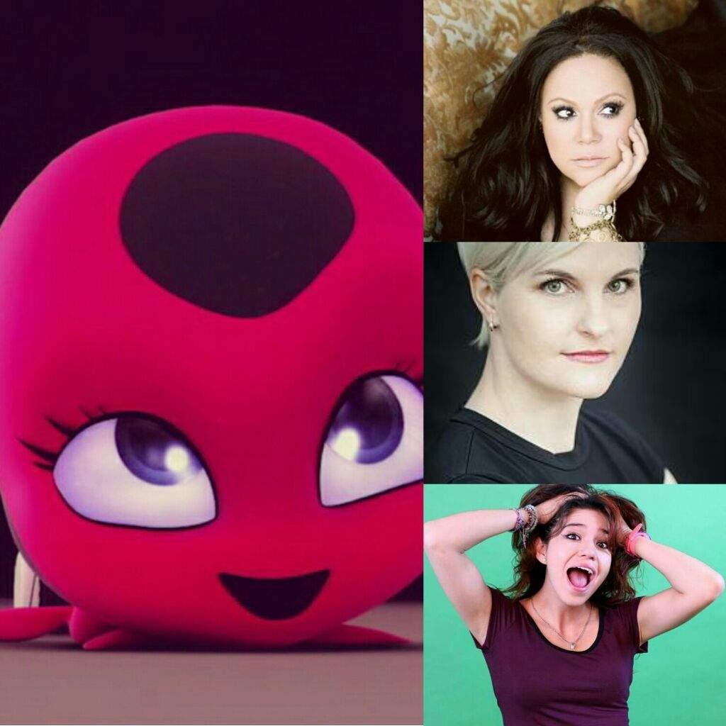 Voice Actors Of Miraculous Miraculous Amino