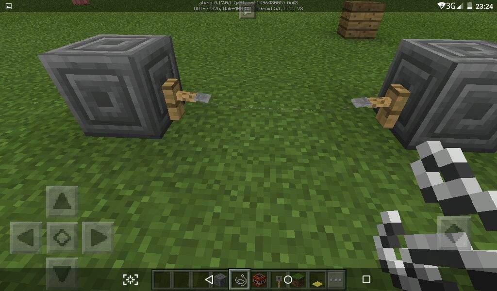 Como Hacer Una Trampa Con El Gancho De Cuerda Minecraft
