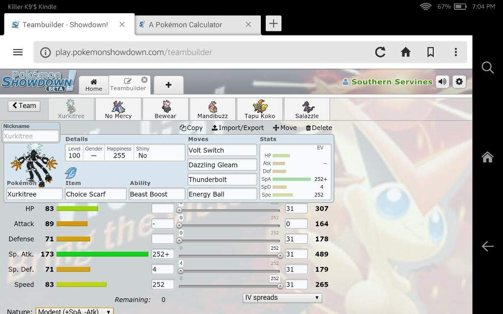 SuMo Showdown Teambuilder #1: BANDwear and CM Koko | Pokémon