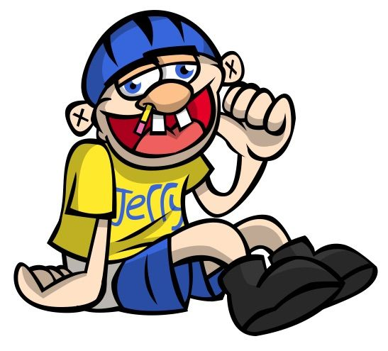 Ainsley Harriot (Breadverse Unlimited) | Joke Battles ... |Jeffy Mlg Meme