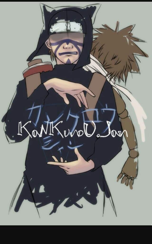 Kankuro Fanart   Wiki   Naruto Shippuden Online Amino