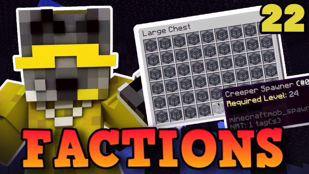 $1,000,000,000 INSIDE RAID ON #1 FACTION! - MINECRAFT FACTIONS #22