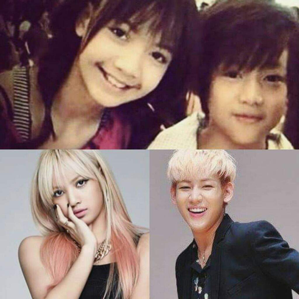 Lisa S Brother Yubin And Kangnam Are Siblings Blink 블링크 Amino