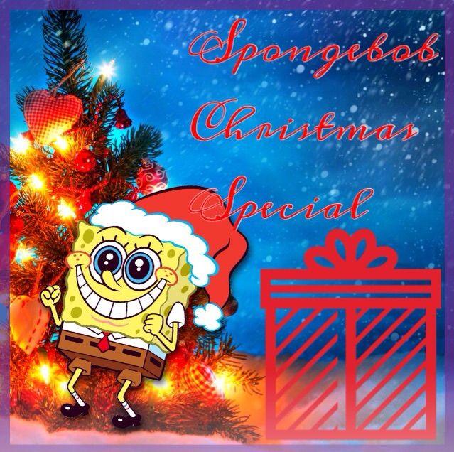 spongebob christmas special cartoon amino