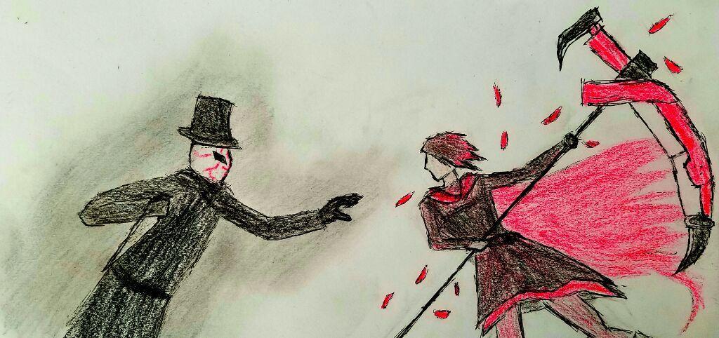 Ripper: A RWBY AU Story (Fanfic) Chapter 5 FINAL FINALE
