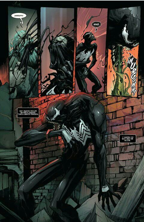 Primeras Impresiones: Venom Vol  3 | •Cómics• Amino