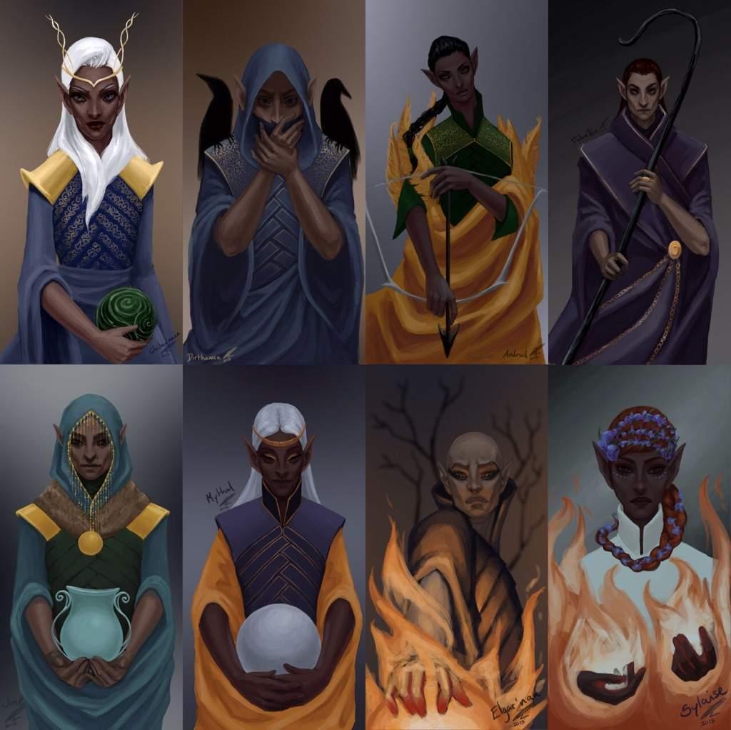 DA Gods- Are They Real?   Bioware Amino Amino