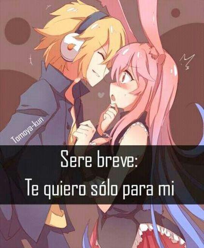 Frases Romanticas Romanticos Del Anime Amino
