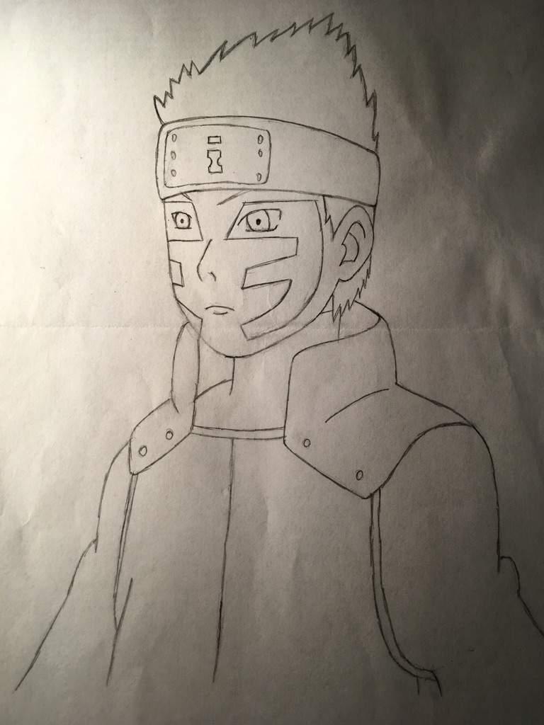 More naruto drawings