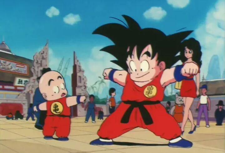 All Of Gokus Gis Dragonballz Amino