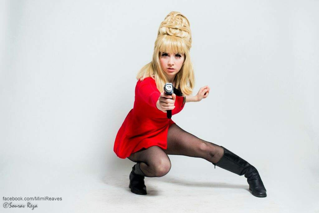 Janice Rand Star Trek Cosplay Amino