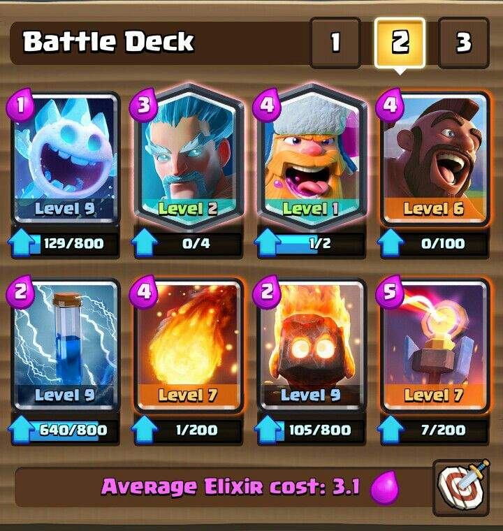Check Out Some More Clash Royale Trophy Pushing With The Golem Lumberjack Deck One Of Best Decks For Having Fun In