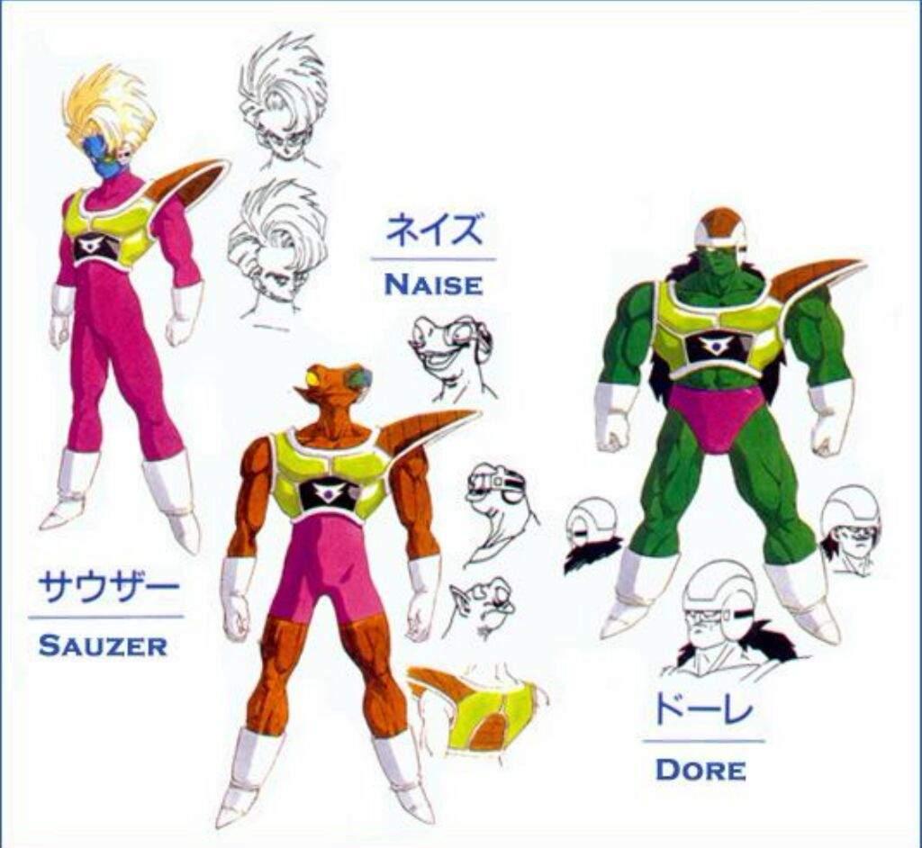 The Different Variations Of Saiyan Armor Dragonballz Amino