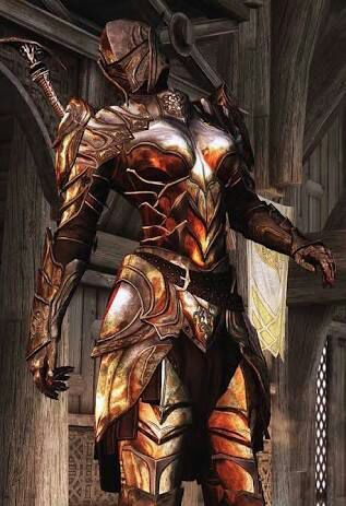 Skyrim : mod do dia ( Reinforced Ebony Armor )   The Elder Scrolls Brasil Amino