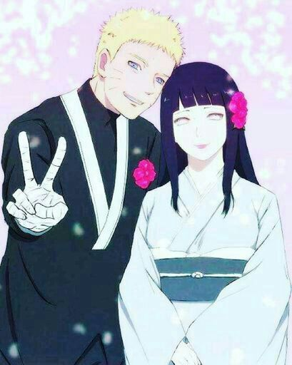 Naruto And Hinata Couple Image