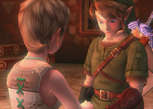 Zelda: Twilight Princess - Part 44   Ilias Memory - YouTube