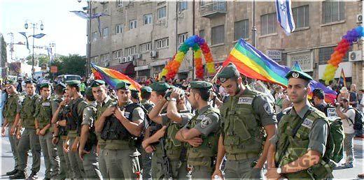 Homosexualismo en el ejercito colombiano