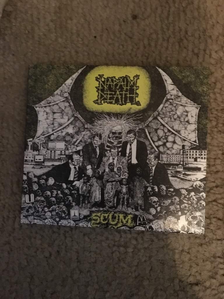 cd grindcore