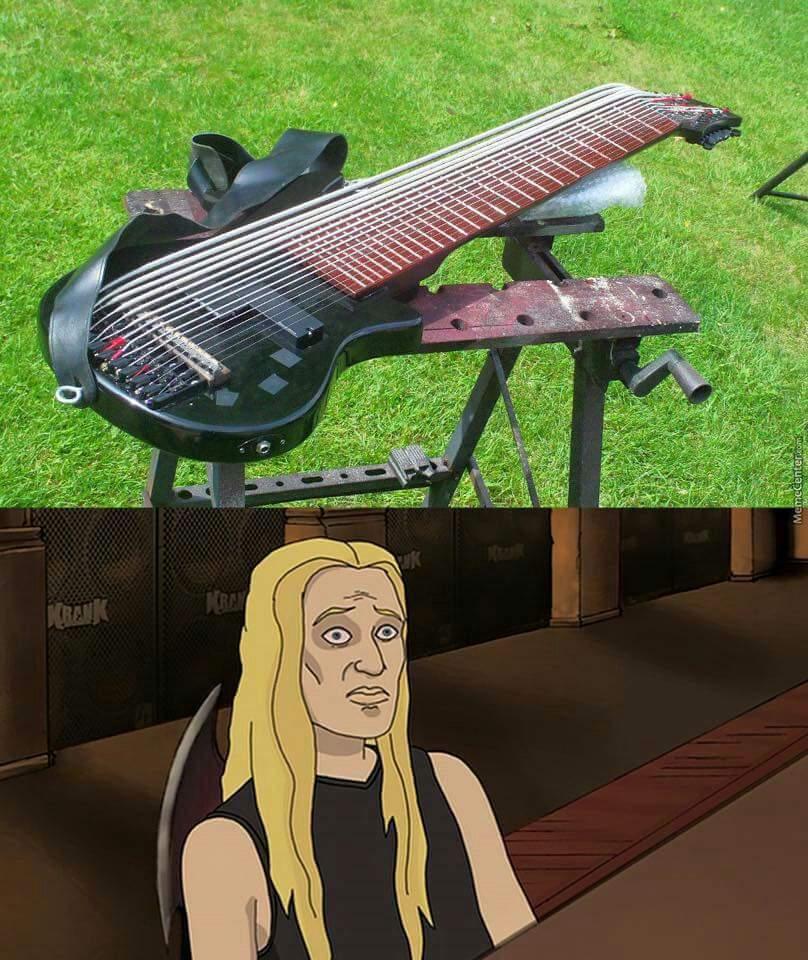 reaction to djent guitar metal amino