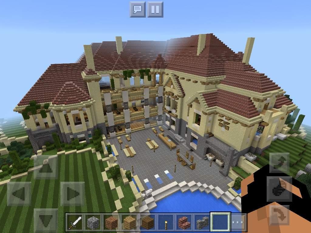 GIANT HOUSE  Minecraft Amino
