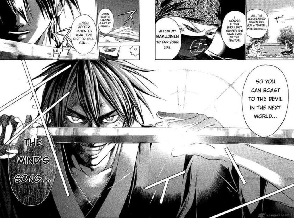 Manga demon eyes kyo manga the latest japanese