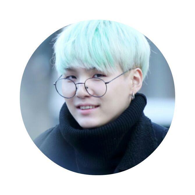 Jungkook cabello azul