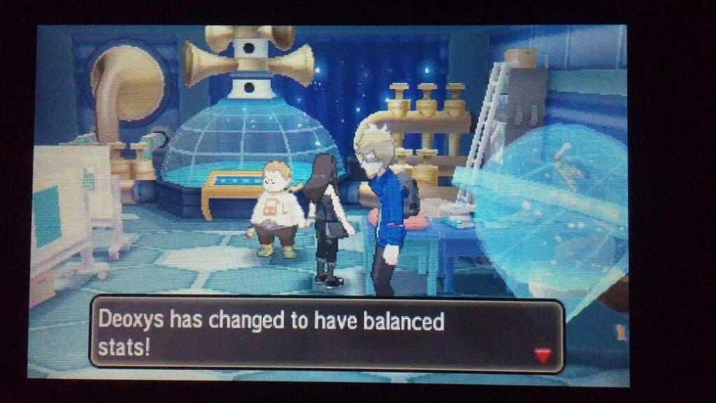 how to change pokemon name on moon
