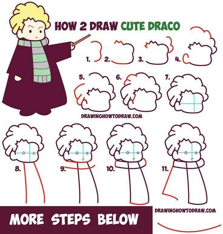 Aprende A Dibujar Facil Hp Harry Potter Español Amino