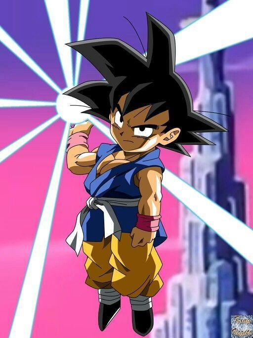 Base form GT Goku (Shadow Dragons arc) vs Ssj3 Vegito (Buu saga ...