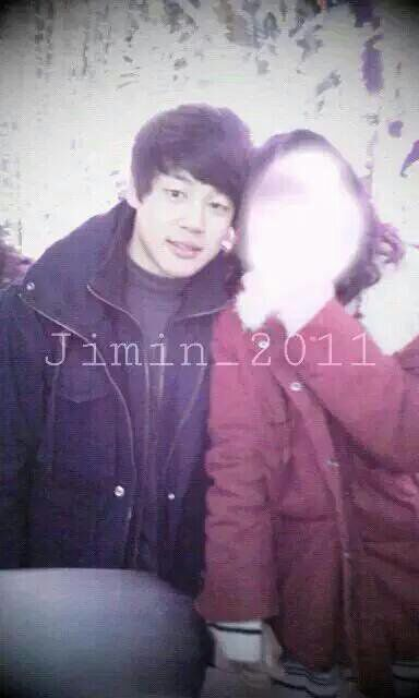 bts jimin with his ex girlfriend army s amino