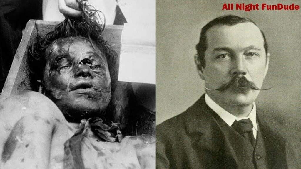 Jack the Ripper identified     Sir Arthur Conan Doyle