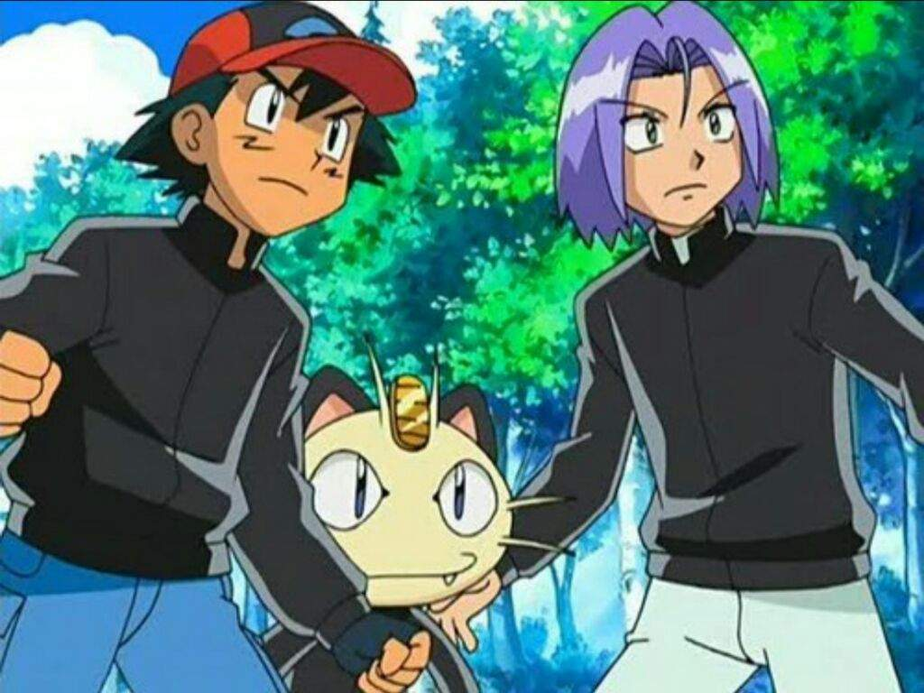 Original Gang & Team Rocket Similarities | Pokémon Amino