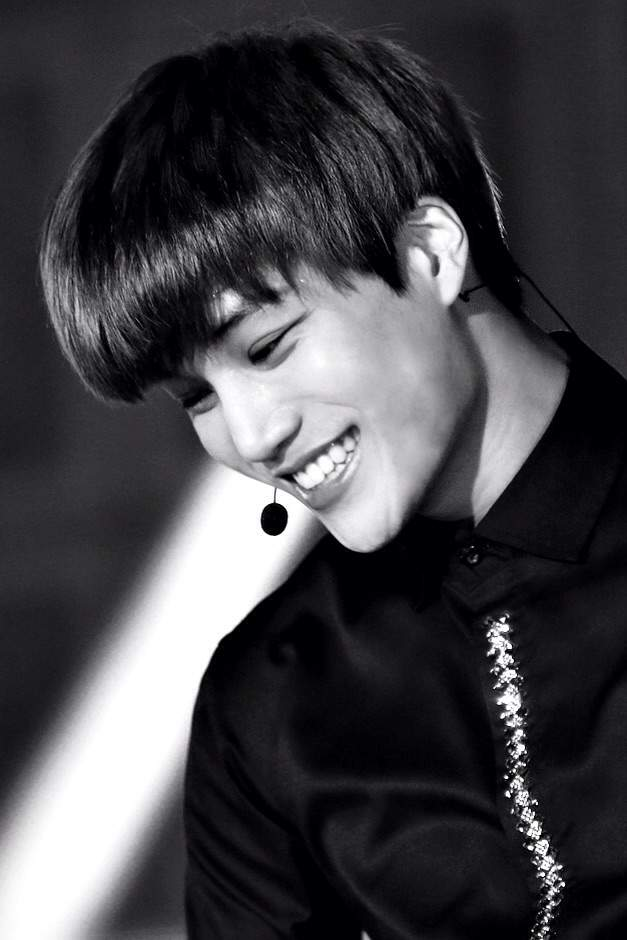 Kai Smiling Appreciation Exo 엑소 Amino