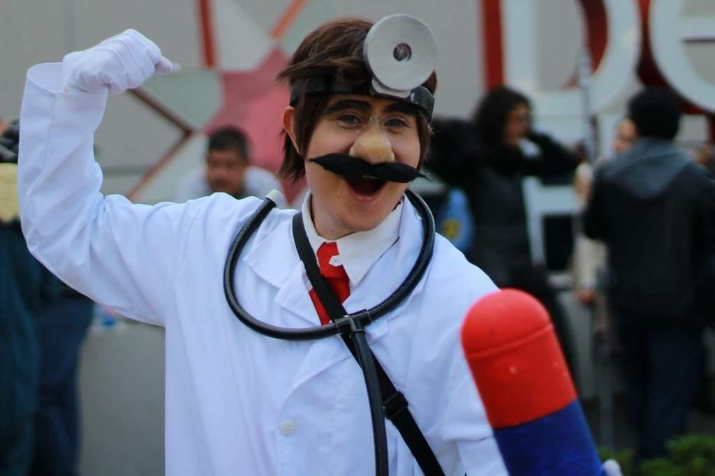 dr mario cosplay amino