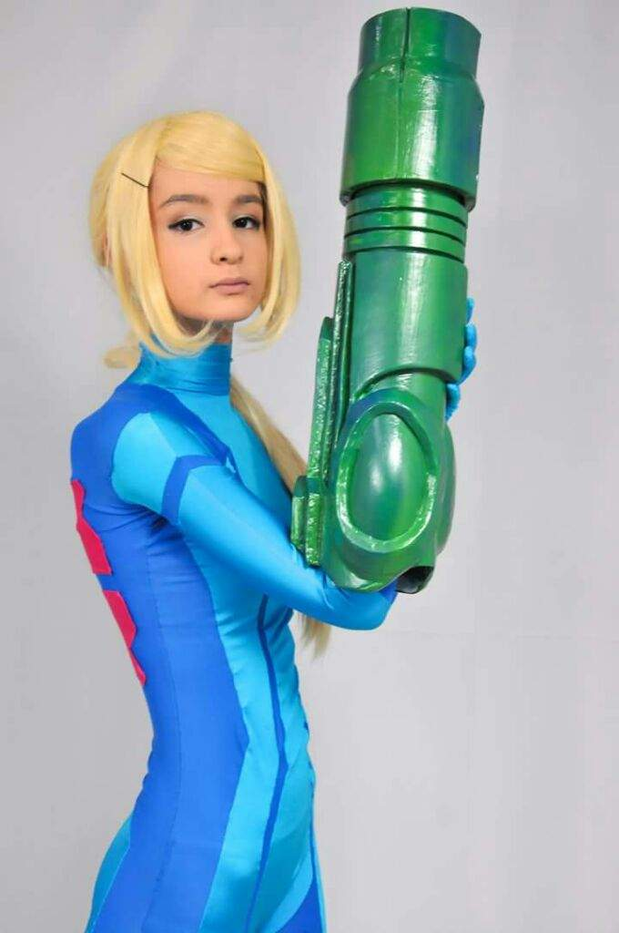 Samus aran zero suit cosplay opinion, actual