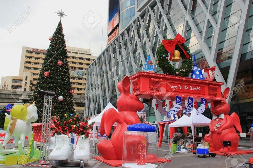 Natal Na ásia Tailândia Asian Home Party Amino