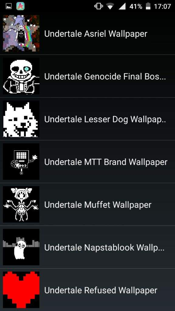 Undertale Live Mobile Wallpapers Android Undertale