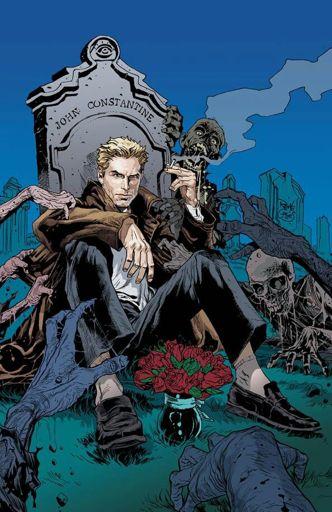 Constantine   Wiki   ◇ Marvel & DC Comics ◇ Amino