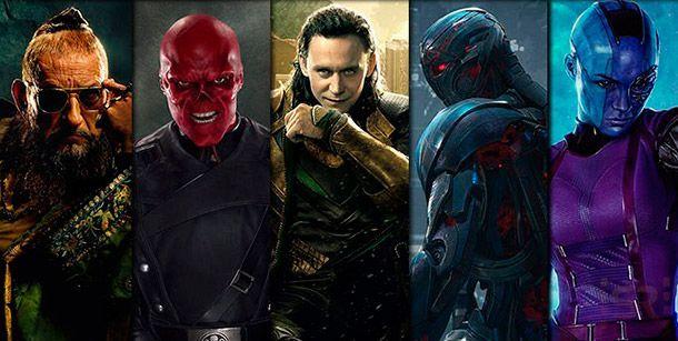 Los 5 Mejores Villanos Marvelpelículas Y Series Cómics Amino